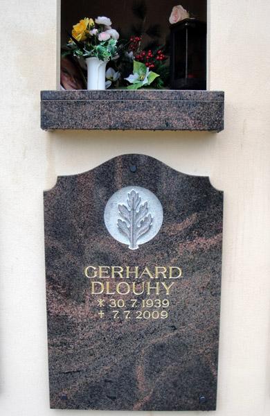 Urnentafel Grabinschriften - Stein & Design Schwarzenbacher