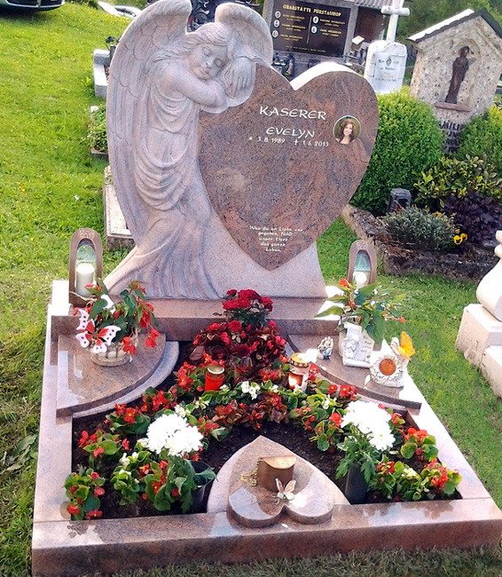 Familiengrab Engel - Stein & Design Schwarzenbacher