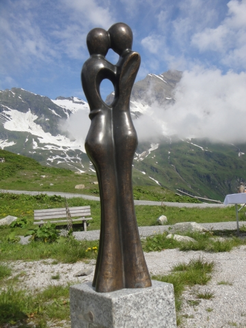 Liebespaar Bronze - Stein & Design Schwarzenbacher
