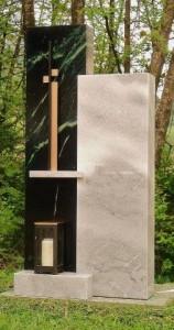 Urnenstele - Stein & Design Schwarzenbacher